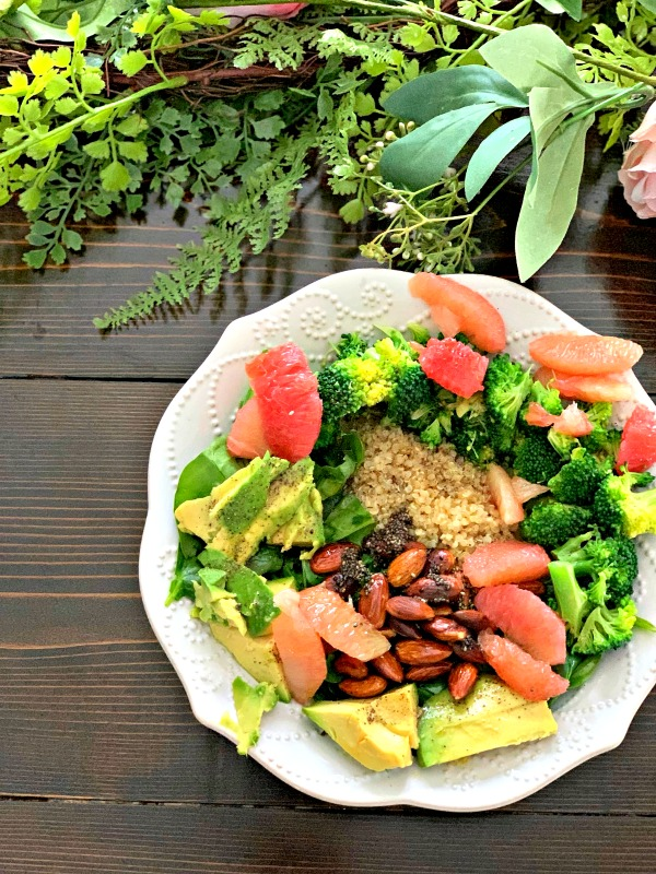 Superfood Quinoa Bowl recipe